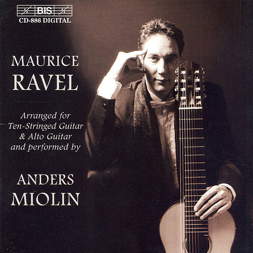 Transcriptions For Guitar by Maurice Ravel