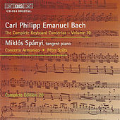 Play & Download Complete Keyboard Concertos, Vol. 10 by Carl Philipp Emanuel Bach | Napster