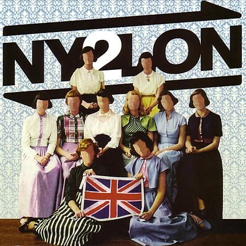 NY2LON by Various Artists