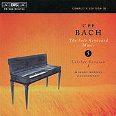 Play & Download BACH, C.P.E.: Solo Keyboard Music, Vol.  5 by Carl Philipp Emanuel Bach | Napster