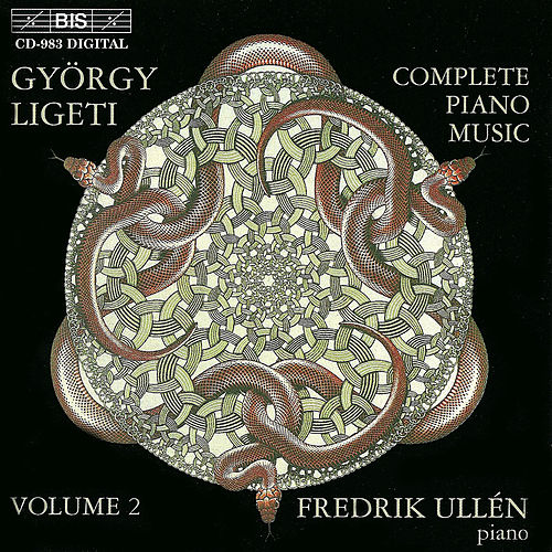 Play & Download LIGETI: Complete Piano Music, Vol. 2 by Gyorgy Ligeti | Napster