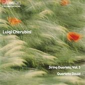 Play & Download CHERUBINI: String Quartets Nos. 5 in F major and 6  in A minor by Luigi Cherubini | Napster