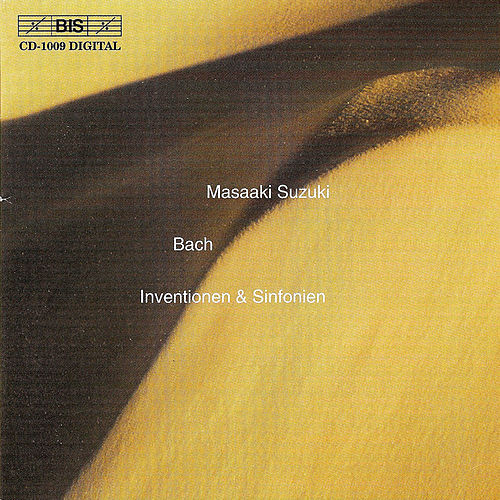 Play & Download BACH, J.S.: Inventionen and Sinfonien by Johann Sebastian Bach | Napster