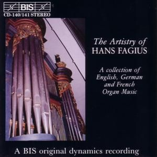 Play & Download ARTISTRY OF HANS FAGIUS (THE) by Various Artists | Napster