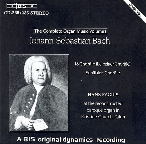 Play & Download BACH, J.S.: Complete Organ Music, Vol. 1 by Johann Sebastian Bach | Napster