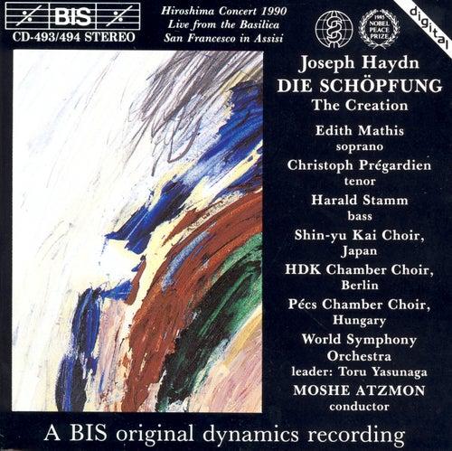 Play & Download HAYDN: Schopfung (Die) (The Creation) by Franz Joseph Haydn | Napster