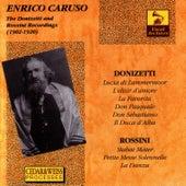 The Donizetti and Rossini Recordings 1902 -1920 by Enrico Caruso