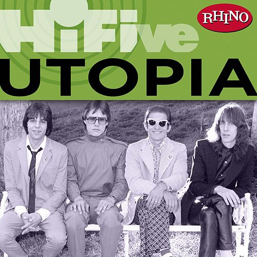 Rhino Hi-five: Utopia by Utopia