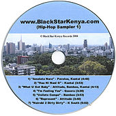 Black Star Kenya Hip-Hop Sampler by Various Artists