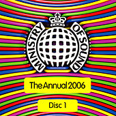 Ministry Of Sound: The Annual 2006 by Various Artists