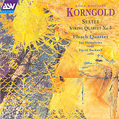 Play & Download Korngold: String Sextet*; String Quartet by Erich Wolfgang Korngold | Napster