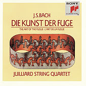 Bach:  The Art of the Fugue by Juilliard String Quartet