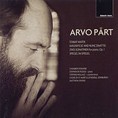Play & Download Stabat Mater/Magnifiat and Nunc Dimittis by Arvo Part | Napster