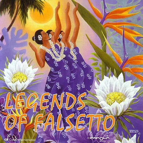 Play & Download Legends Of Falsetto by Various Artists | Napster