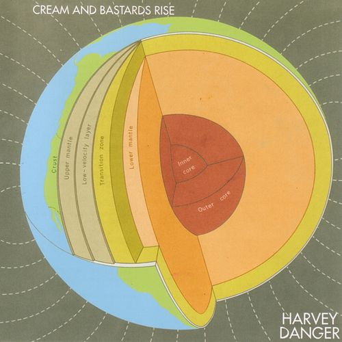 Cream and Bastards Rise by Harvey Danger