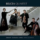 Play & Download Debussy/Dutilleux/Ravel: String Quartets by Belcea Quartet | Napster