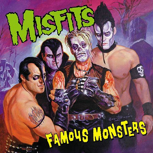 Famous Monsters by Misfits