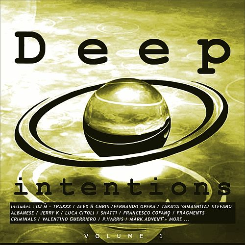 Deep Intentions Records, Vol. 1 by Various Artists