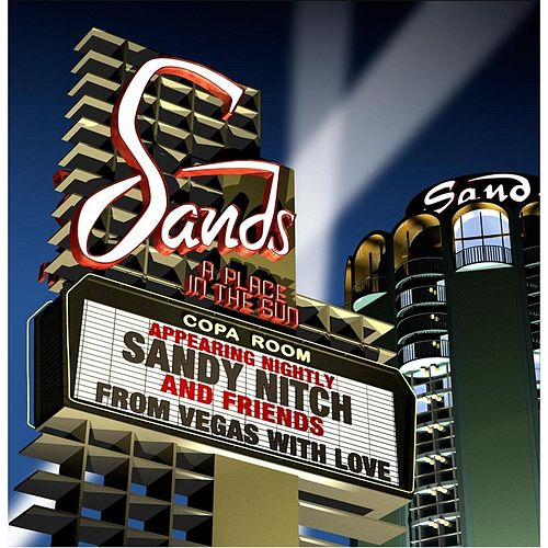 Play & Download From Vegas With Love by Sandy Nitch | Napster