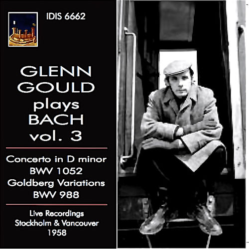 Play & Download Glenn Gould plays Bach, Vol. 3 (1958) by Glenn Gould | Napster