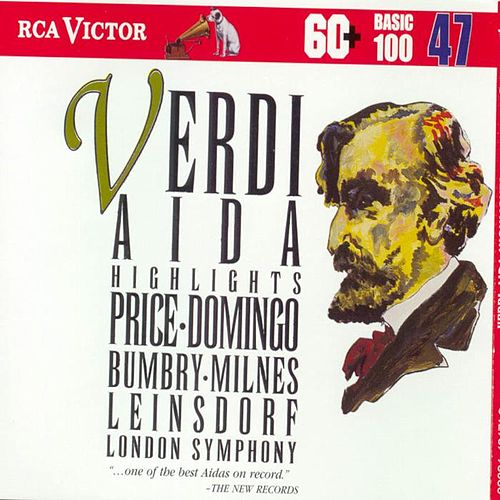Play & Download Verdi: Aida Highlights by Placido Domingo | Napster