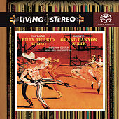 Copland: Billy The Kid & Rodeo; Grofe: Grand Canyon Suite by Morton Gould