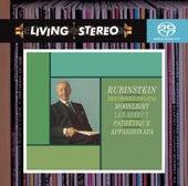 Beethoven: Sonatas (moonlight; Les Adieux; Pathetique; Appassionata) by Arthur Rubinstein