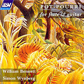 Music For Flute & Guitar by Various Artists