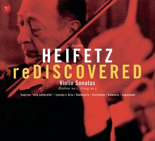 Heifetz: Rediscovered by Jascha Heifetz