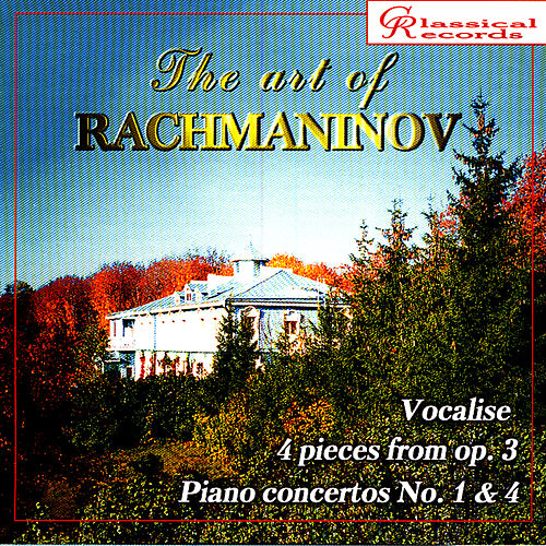 Play & Download The Art of Rachmaninov Vol 7 by Sergei Rachmaninov | Napster