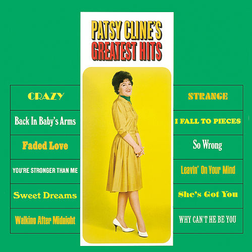 Play & Download 12 Greatest Hits by Patsy Cline | Napster