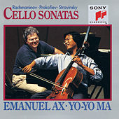 Play & Download Rachmaninoff, Prokofiev: Cello Sonatas by Yo-Yo Ma | Napster
