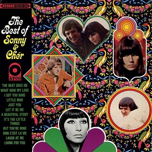 The Best Of Sonny & Cher by Sonny and Cher