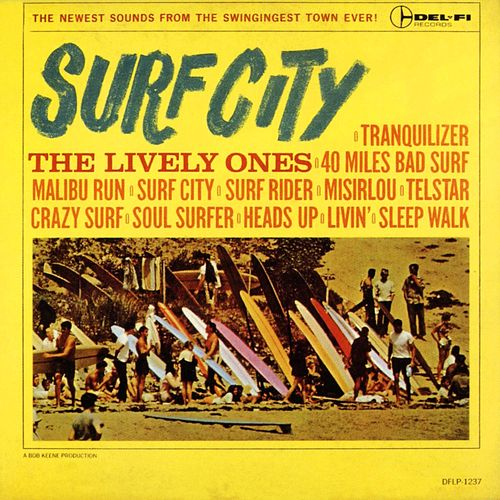 Play & Download Surf City by The Lively Ones | Napster