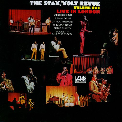 Play & Download The Stax/Volt Revue: Live In London, Vol. 1 by Various Artists | Napster