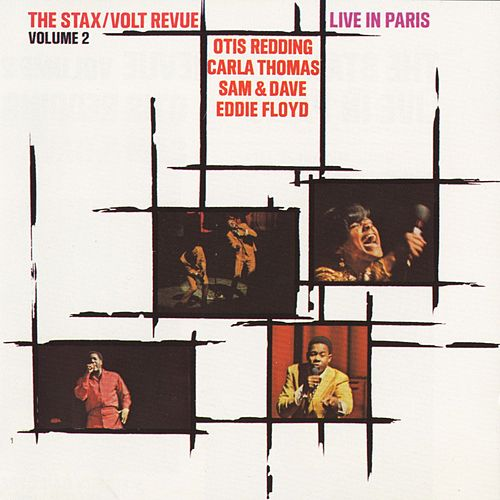Play & Download The Stax/Volt Revue: Live In London, Vol. 2 by Various Artists | Napster
