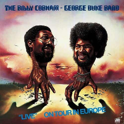 Live On Tour In Europe by Billy Cobham
