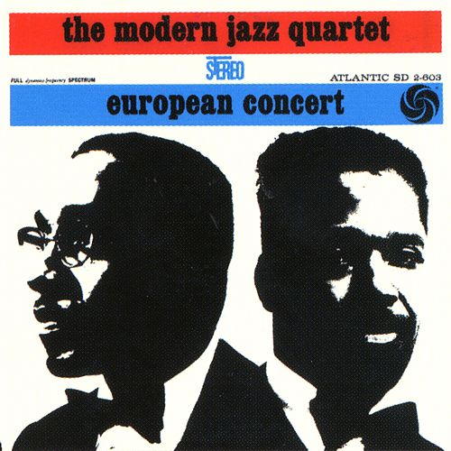 European Concert by Modern Jazz Quartet
