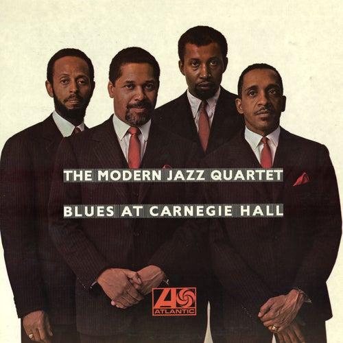 Blues At Carnegie Hall by Modern Jazz Quartet