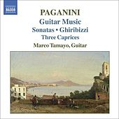 Play & Download Paganini: Guitar Music, Gran Sonata, Capricci by Marco Diaz Tamayo | Napster