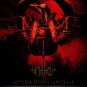 Annihilation Of The Wicked by Nile