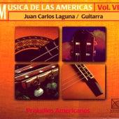Musica De Las Americas Vol. VI: Preludios Americanos (Juan Carlos Laguna / Guitarra) by Juan Carlos Laguna