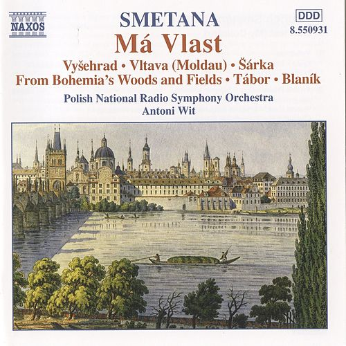 Play & Download Ma Vlast by Bedrich Smetana | Napster