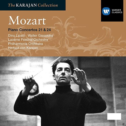 Play & Download Mozart: Piano Concerto Nos 21 & 24 by Philharmonia Orchestra | Napster
