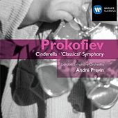 Play & Download Prokofiev: Cinderella - Ballet Op. 87/Symphony No 1 in D Op. 25 by Andre Previn | Napster
