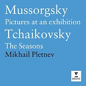 Mussorgsky: Pictures at an Exhibition/Tchaikovsky: The Seasons by Mikhail Pletnev