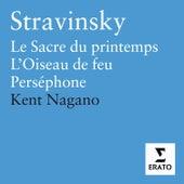 Stravinsky: The Rite of Spring; The Firebird etc. by Kent Nagano