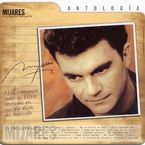 Antología by Mijares