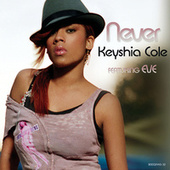 Play & Download Never by Keyshia Cole | Napster