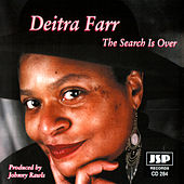The Search Is Over by Deitra Farr